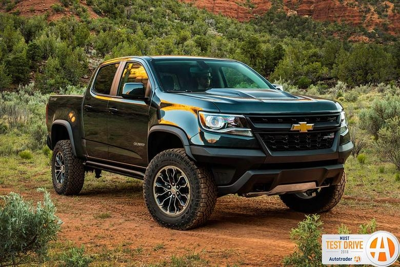 video 2018 chevrolet colorado zr2 must test drive Chevrolet Colorado Zr2