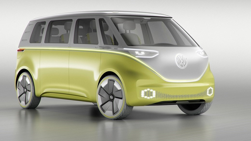 Permalink to Volkswagen Electric Car