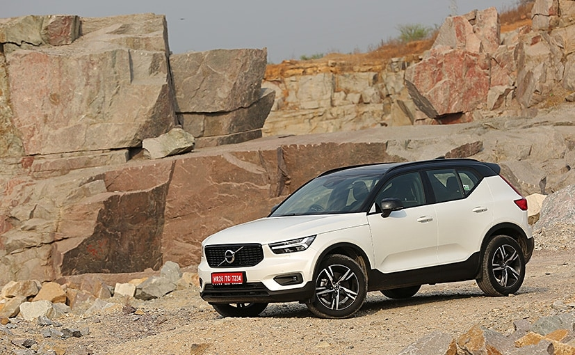 volvo xc40 review india spec driven carandbike Volvo Xc40 Ground Clearance