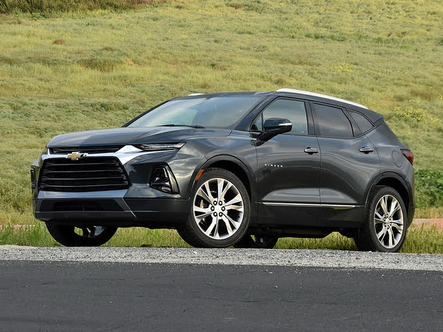 2019 chevrolet blazer overview cargurus Chevrolet Blazer Review