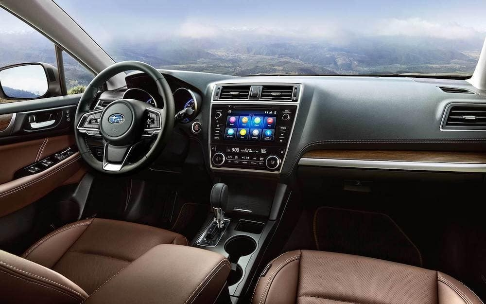 2019 subaru outback interior dimensions interior features Subaru Outback Interior