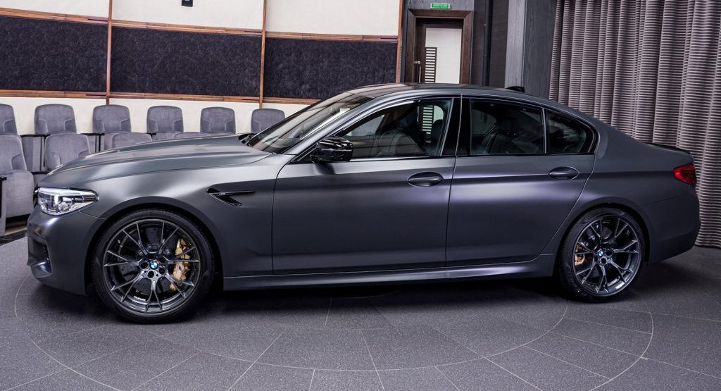 2020 bmw m5 edition 35 years jahre in the flesh carscoops Bmw M5 Edition 35 Years