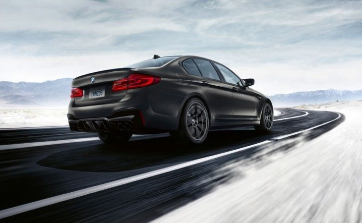 2020 bmw m5 edition 35 years marks the anniversary of an Bmw M5 Edition 35 Years