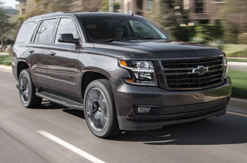 2020 chevy tahoe redesign 2020 2021 new suv Chevrolet Tahoe Release Date