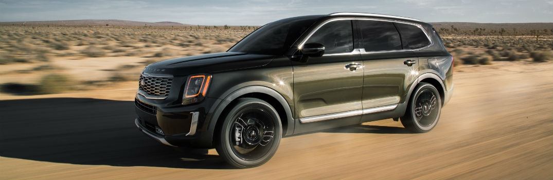 Kia Telluride Interior Colors