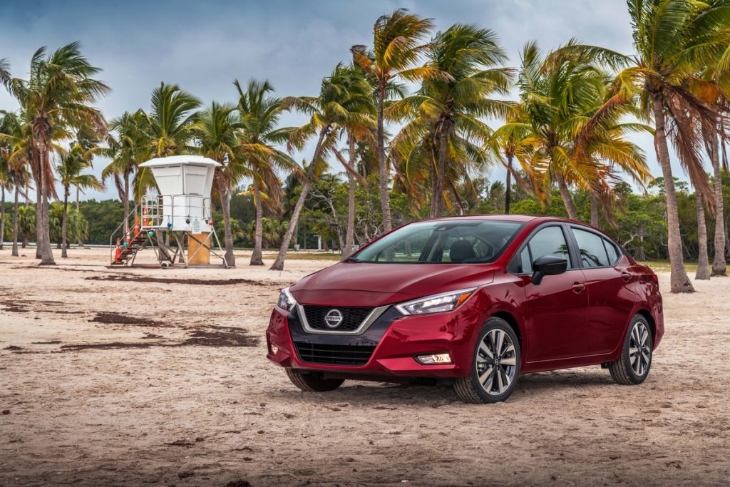 2021 nissan versa preview price release date carfacta Nissan Versa Release Date