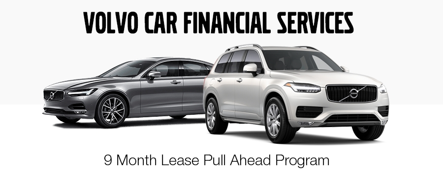 Volvo Lease Pull Ahead