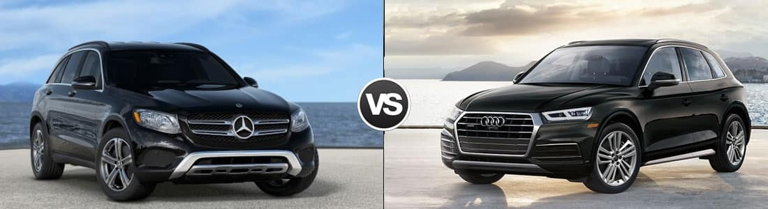 Audi Q5 Vs Mercedes Glc