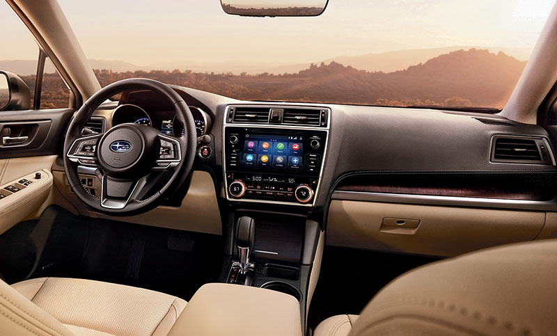 illuminate your drive with 2019 subaru outback interior lighting Subaru Outback Interior