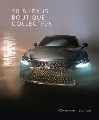 Lexus Boutique Collection