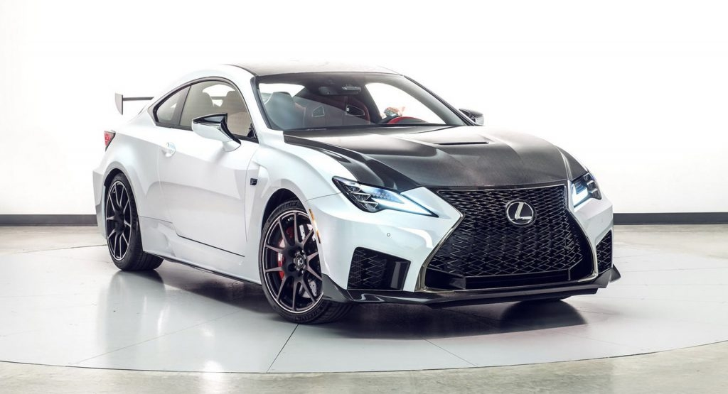 lexus rc f track edition could be the blueprint for other Lexus Rc F Track Edition 060