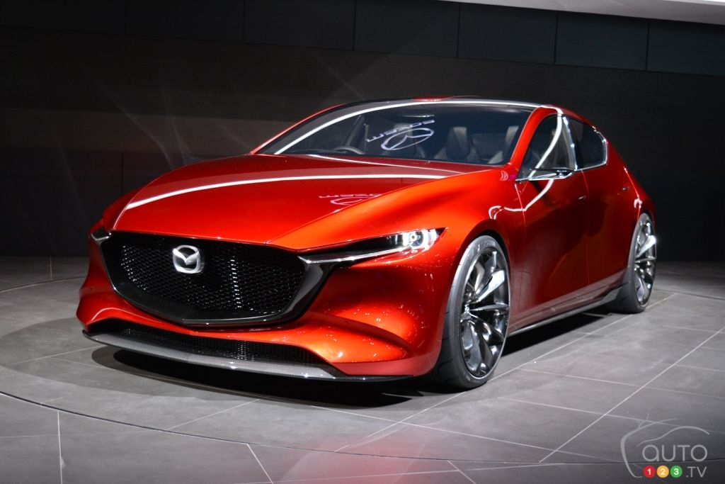 mazdas stunning new concepts from tokyo explained concept Mazda Kai Release Date
