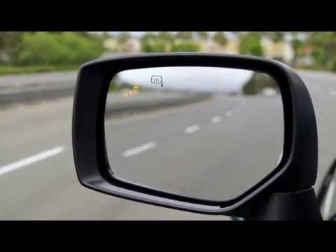 subaru safety technology blind spot detection with lane Subaru Blind Spot Detection
