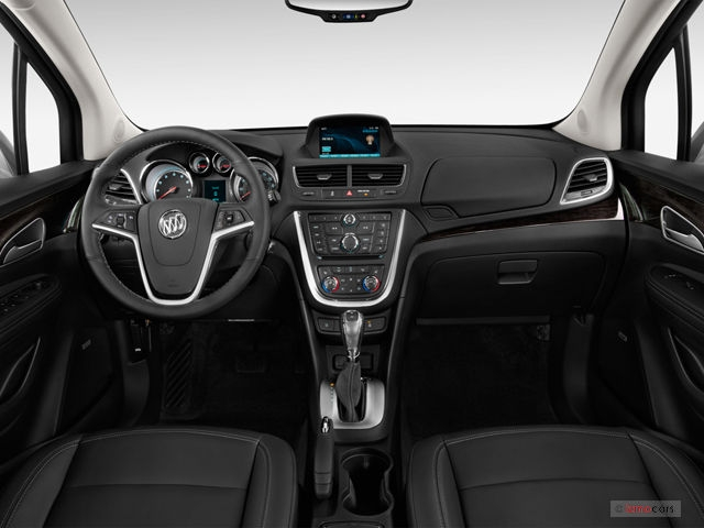 2013 buick encore 60 interior photos us news world report Buick Encore Interior Photos