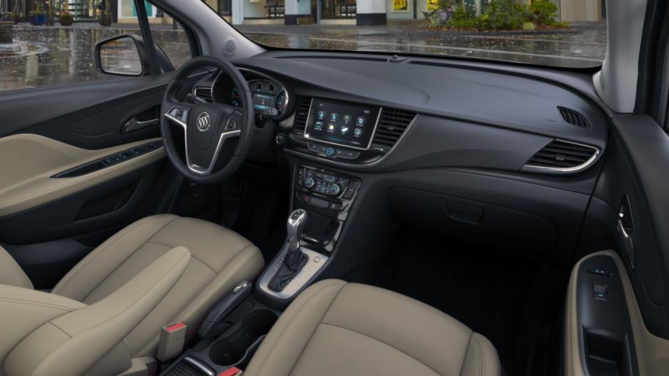 2018 buick encore interior colors gm authority Buick Encore Interior Photos