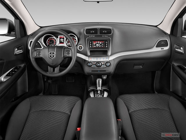 2018 dodge journey 204 interior photos us news world Dodge Journey Interior