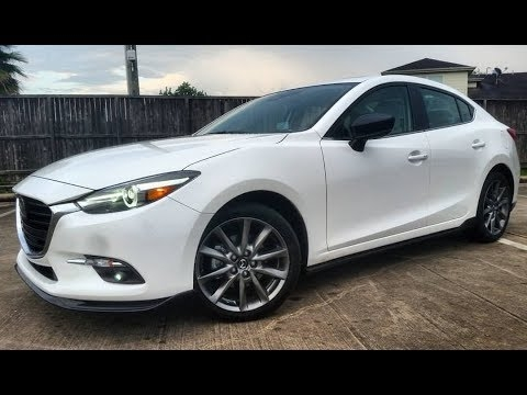 2018 mazda 3 s grand touring review the best of the compacts Mazda Grand Touring Review