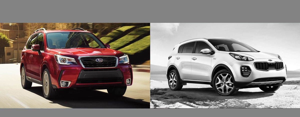 2018 subaru forester vs 2018 kia sportage in boulder co Subaru Forester 2018 Vs