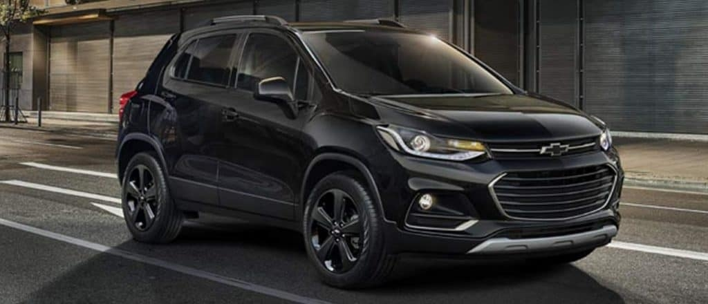 2019 chevrolet trax vs 2018 ford ecosport All New Chevrolet Trax