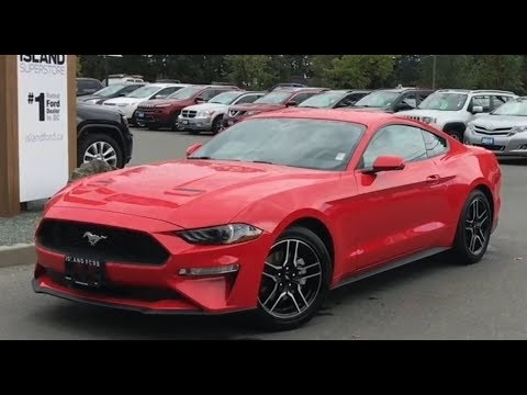 2019 ford mustang ecoboost premium review island ford Ford Mustang Ecoboost Premium
