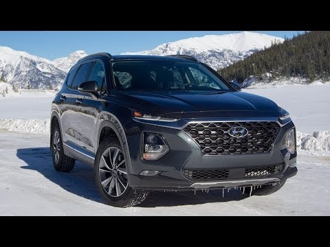 2019 hyundai santa fe review Hyundai Santa Fe Review