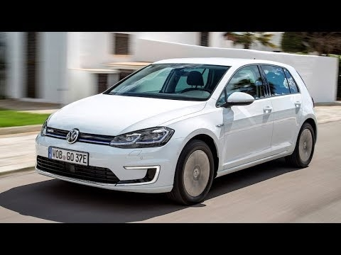 2019 vw e golf review Volkswagen Electric Golf