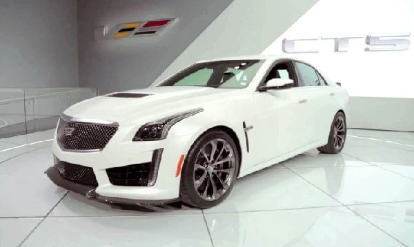 2020 cadillac cts v sedan review price specs redesign Cadillac Cts V Horsepower
