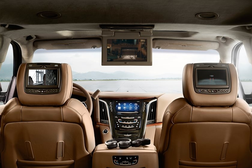 2020 cadillac escalade esv interior photos carbuzz Cadillac Escalade Esv Interior