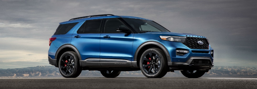 2020 ford explorer release date and all new features Ford Explorer Availability