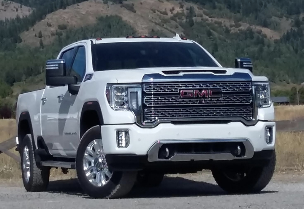 2020 gmc sierra heavy duty the daily drive consumer guide New Gmc Heavy Duty Trucks