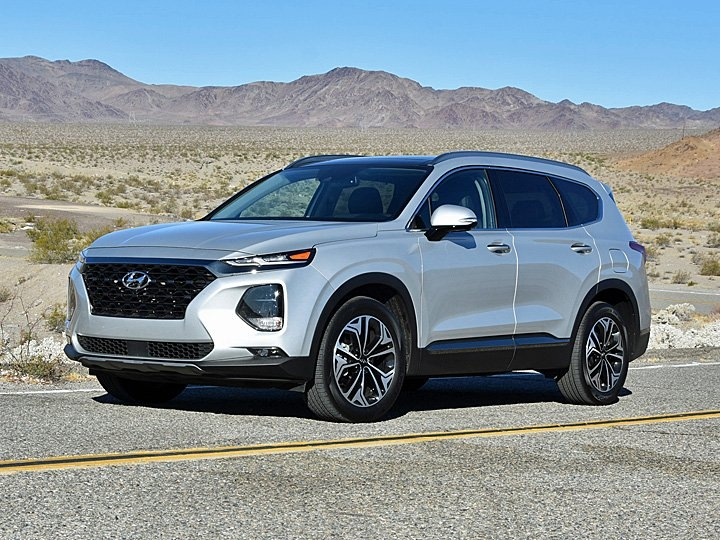 2020 hyundai santa fe review expert reviews jd power Hyundai Santa Fe Review