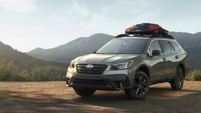 2020 subaru outback fuel economy rated at up to 29 mpg Subaru Outback Gas Mileage