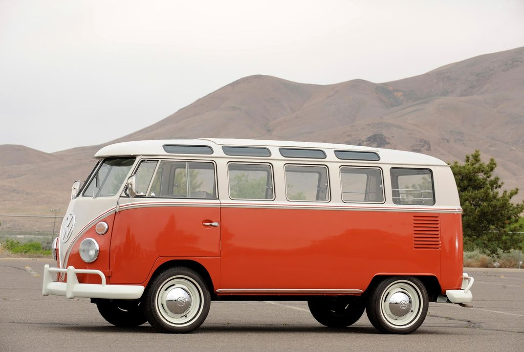 a brief history of the volkswagen bus innovation Volkswagen Van Pictures