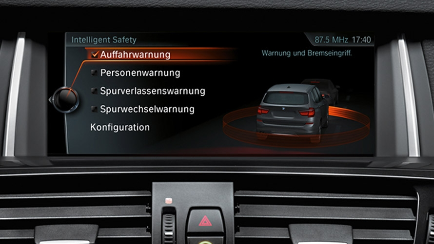bmw x3 driver assistance Bmw Active Driving Assistant