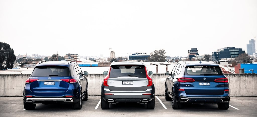 Mercedes Gle Vs Volvo Xc90