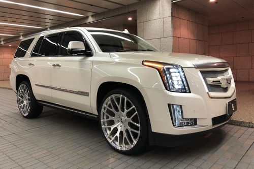 cadillac escalade car gallery Cadillac Escalade Wheels