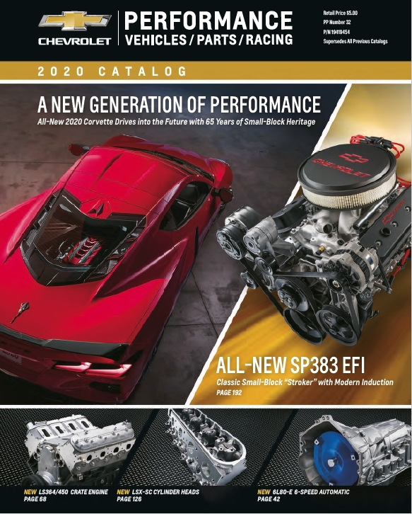 chevrolet performance kw parts Chevrolet Performance Catalog