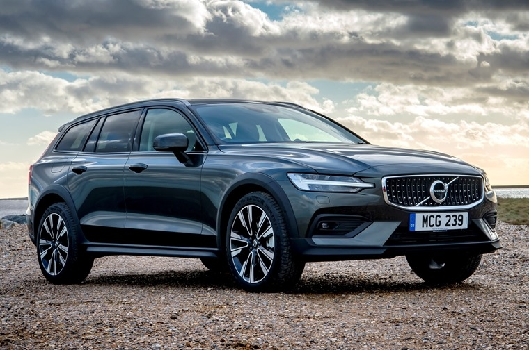 first drive review volvo v60 cross country leasing Volvo V60 Cross Country Review