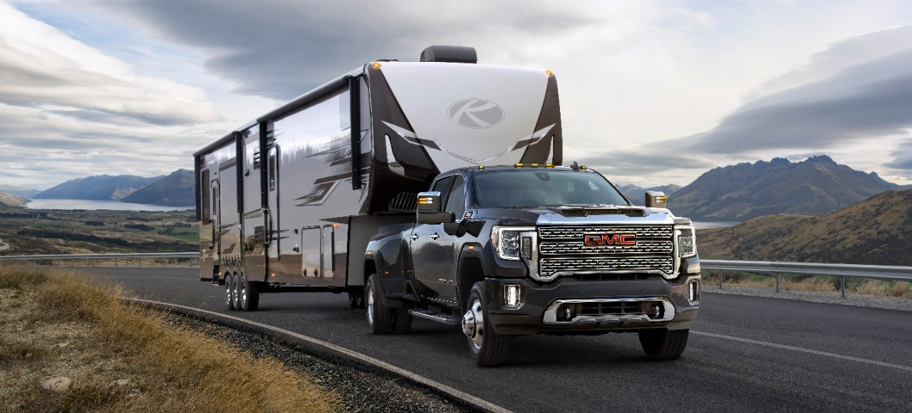 introducing the all new 2020 sierra heavy duty New Gmc Heavy Duty Trucks