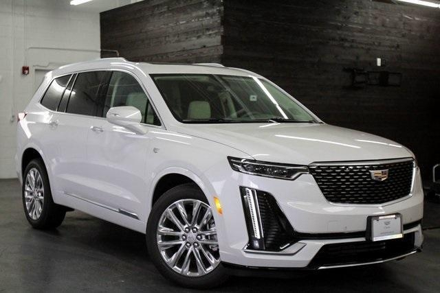 new 2020 cadillac xt6 crystal white tricoat seattle Pictures Of Cadillac Xt6