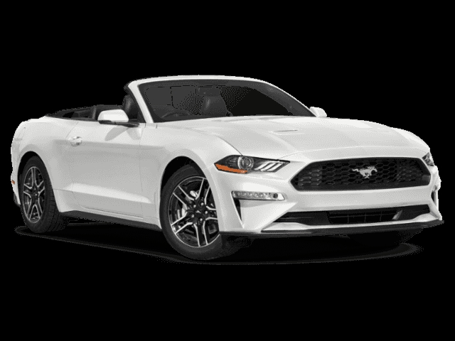 new 2020 ford mustang ecoboost premium with navigation Ford Mustang Ecoboost Premium