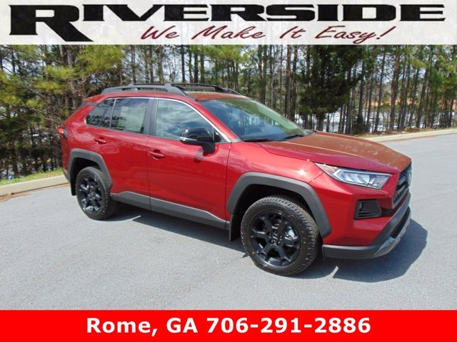 new 2020 toyota rav4 trd off road awd Toyota Rav4 Trd Off Road