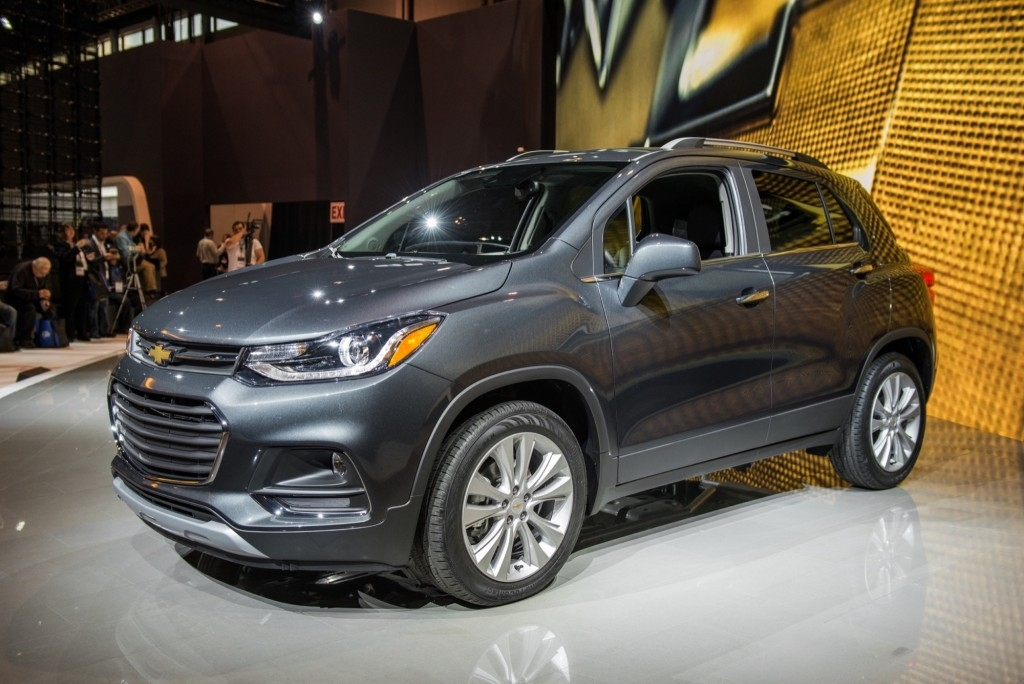 new chevrolet discount cuts trax price 4000 in may 2019 All New Chevrolet Trax