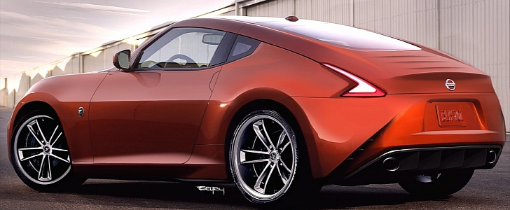 nissan 370z redesigned to look modern 2021 400zx rumors Nissan 370z Release Date
