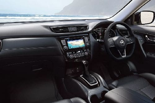 nissan x trail 2020 images view complete interior exterior Nissan X Trail Interior