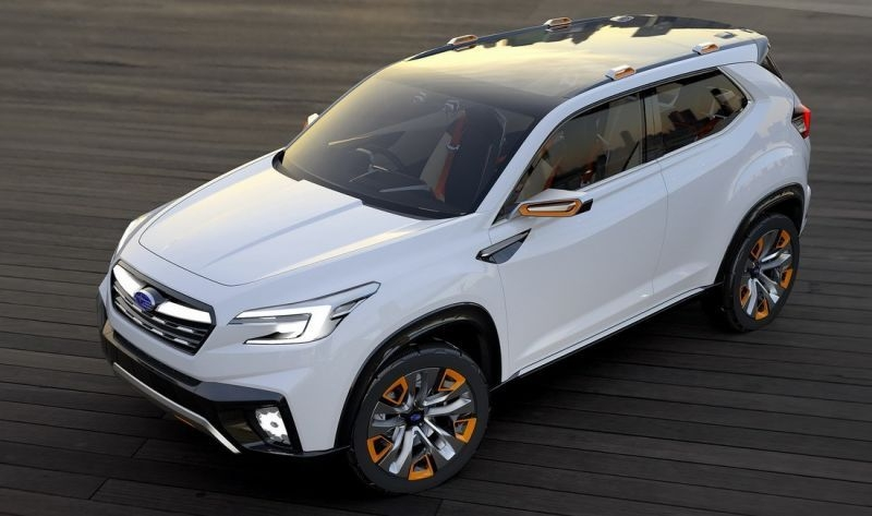 Permalink to Subaru Forester Concept