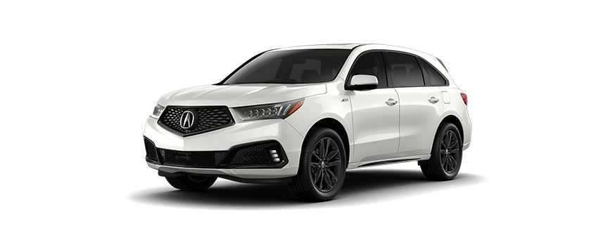 2020 acura mdx sh awd with a spec package Acura Mdx With Technology Package