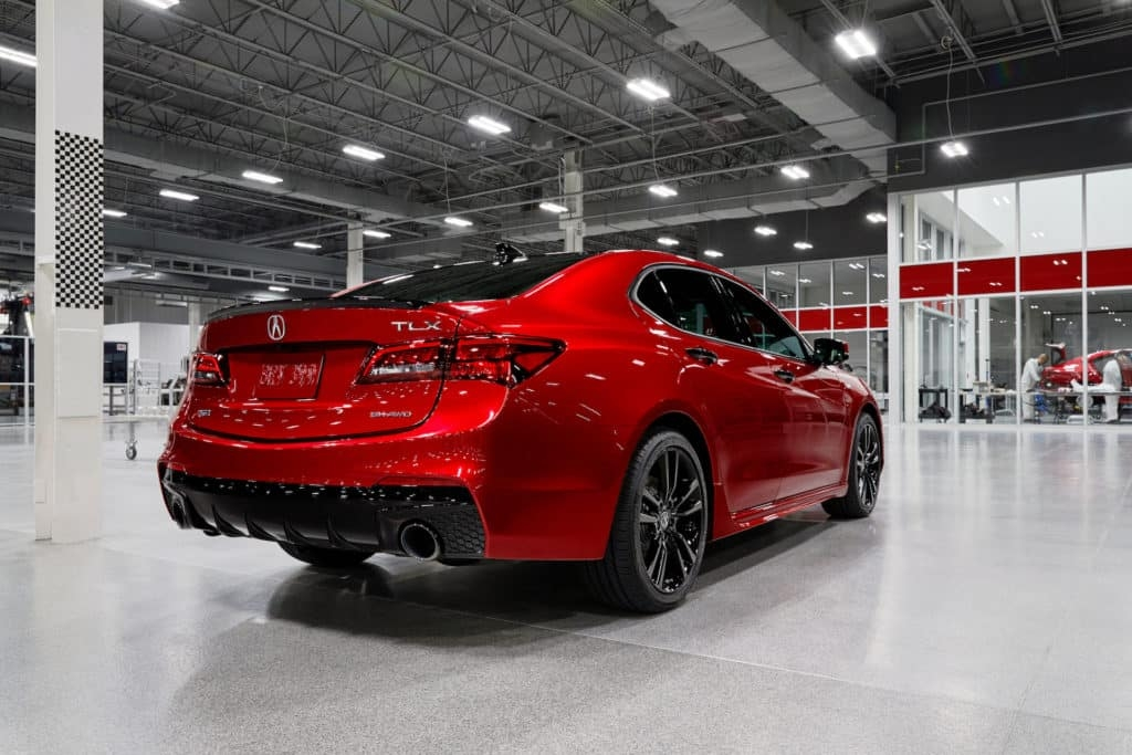 2020 acura tlx pmc edition curry acura Acura Tlx Special Edition