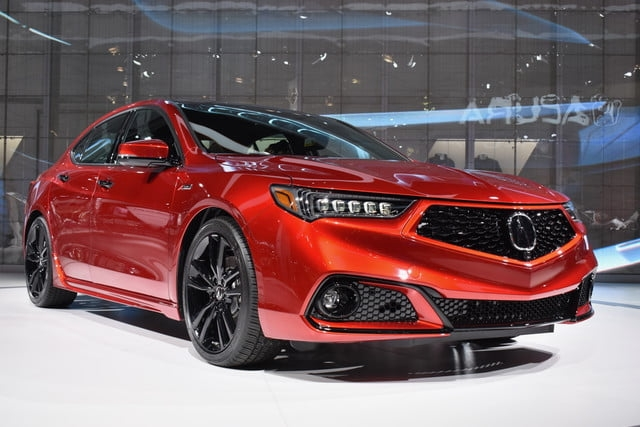 2020 acura tlx pmc edition debuts ahead of 2020 new york Acura Tlx Special Edition
