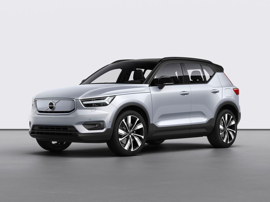 2020 volvo xc40 recharge is the brands first ev roadshow Volvo Xc40 2020 Release Date